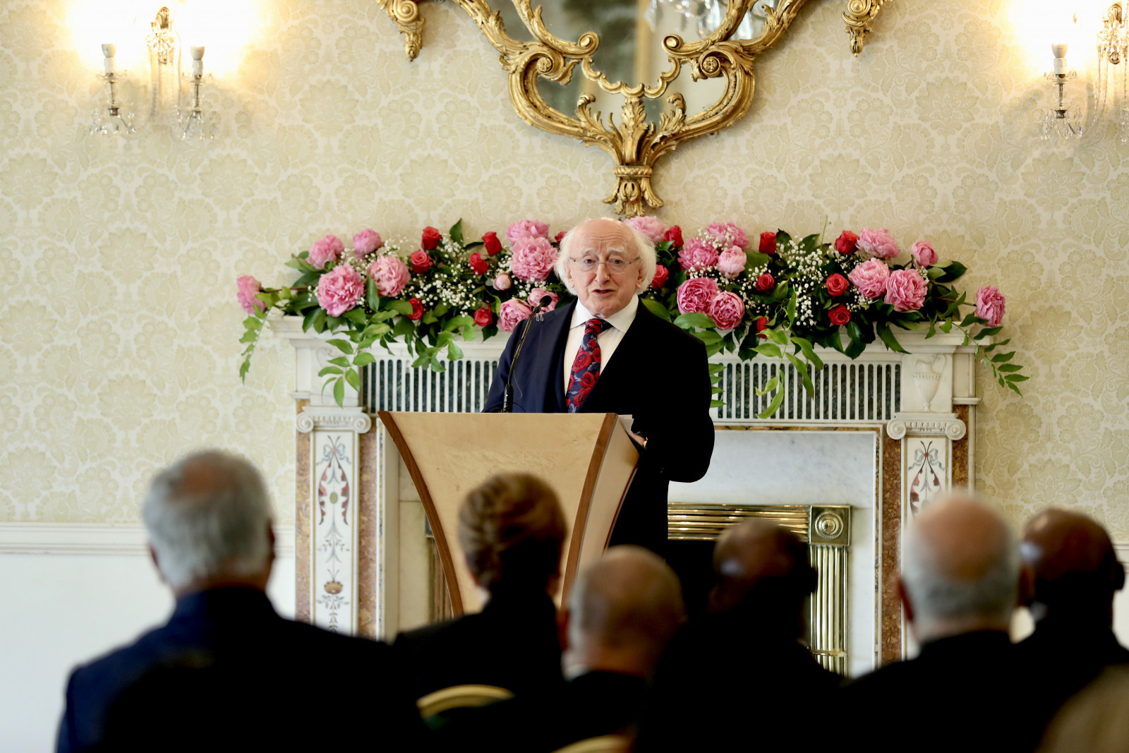 Statement from President Higgins