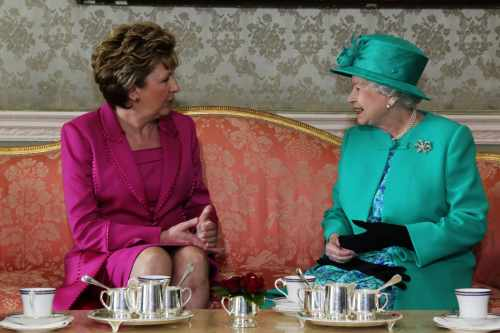 State Visit to Ireland by Queen Elizabeth II