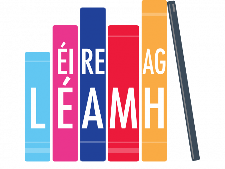 "President Higgins lends support to ""Ireland Reads"" campaign."