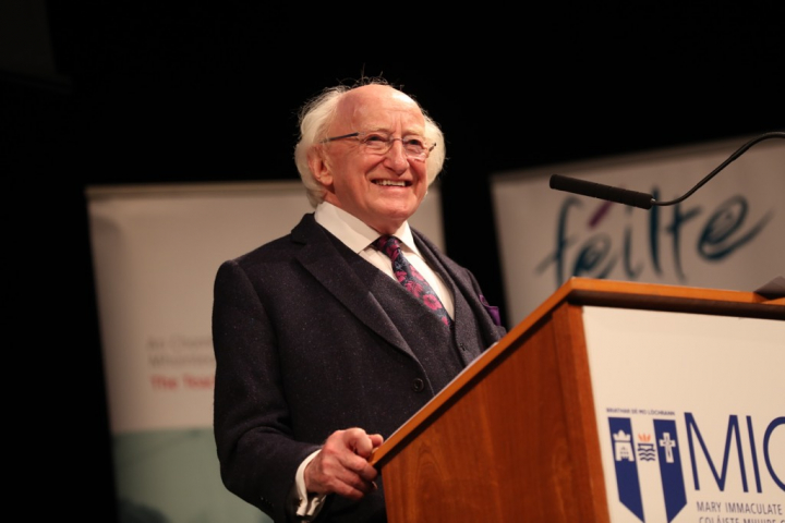 President addresses the FÉILTE Festival of Teaching - 'Lifelong learning: Making a difference'