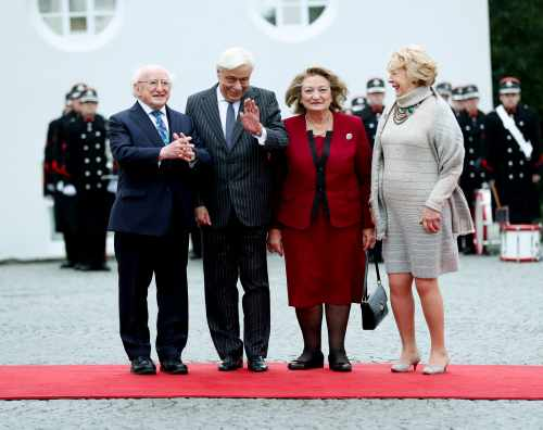 President of the Hellenic Republic State Visit