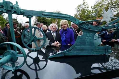 President officially opens the National Ploughing Championships 2019