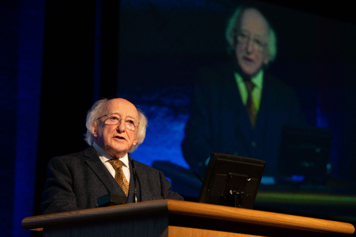 President addresses the National Biodiversity Conference