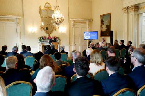 President hosts seminar 'Rethinking the Role of the State in Fostering a Sustainable and Inclusive Economy'