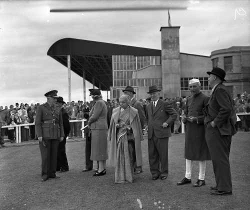 Visit to Ireland by Mr Jawaharlal Nehru, Prime Minister of India