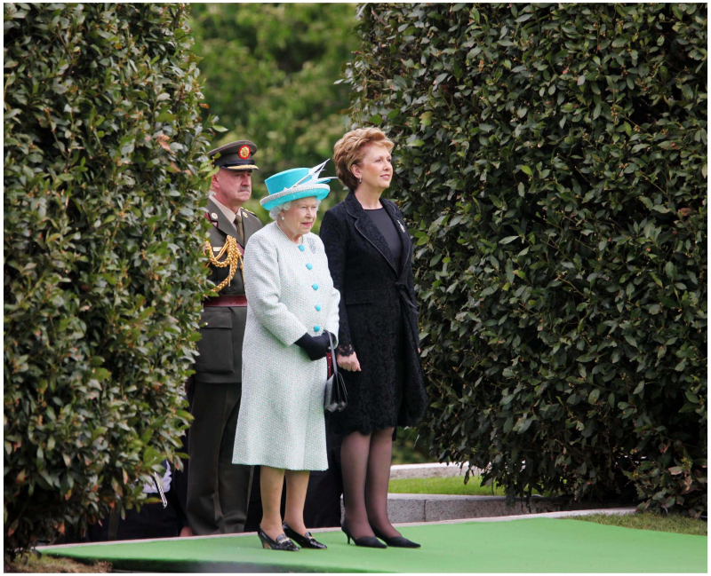 17-18/05/2011 State Visit to Ireland by Queen Elizabeth II