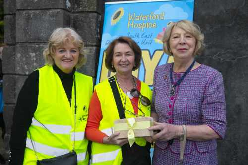 Sabina attends The Waterford Country Fair