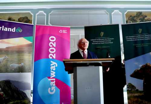 Media Library | Photos | President of Ireland