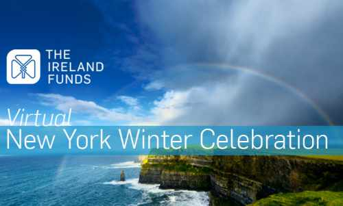 President addresses Winter Celebration of The Ireland Funds