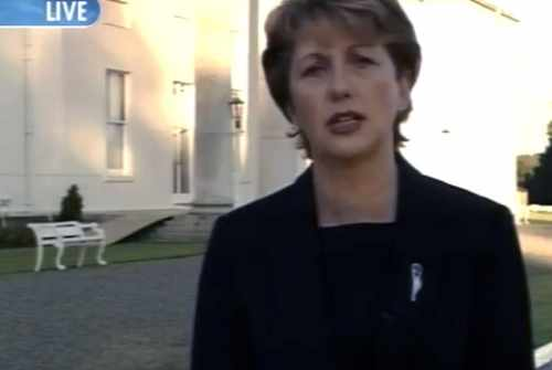 President McAleese reacts to 9/11 Terror Attacks