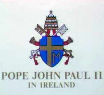 Pope John Paul II Visits Ireland