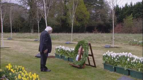 President attends Easter Sunday Commemoration Ceremony