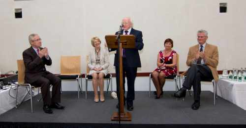 Remarks at the first Irish International Shaw Conference