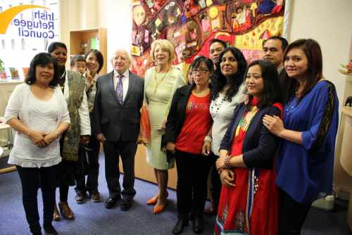 Joint Irish Refugee Council and Migrant Rights Centre of Ireland