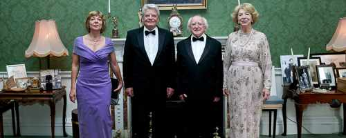 State Visit to Ireland by the President of the Federal Republic of Germany, H.E. Joachim Gauck