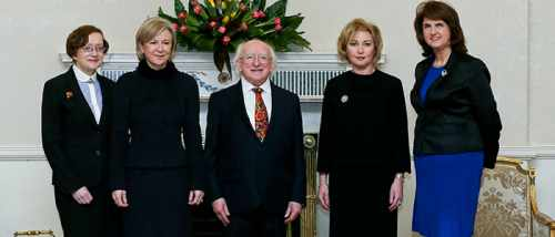 President appoints Judge Margaret Heneghan and Ms. Isobel Kennedy S.C.as High Court Judges