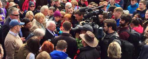 President officially opens the National Ploughing Championships