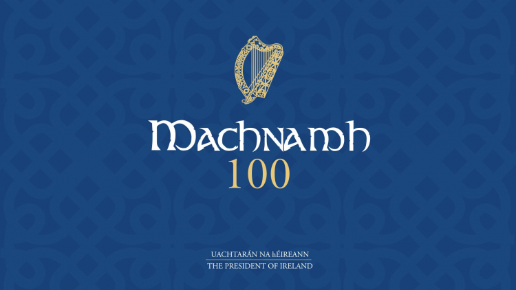 Running Order - Machnamh 100 President of Ireland Centenary Reflections Seminar 2