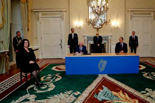 President Higgins appoints Ms. Nuala Butler S.C. to the High Court
